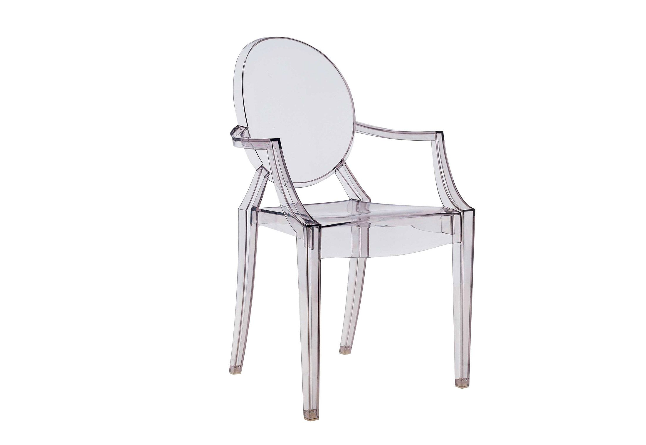 Louis Ghost Armchair Philippe Starck 2002 [Kartell]