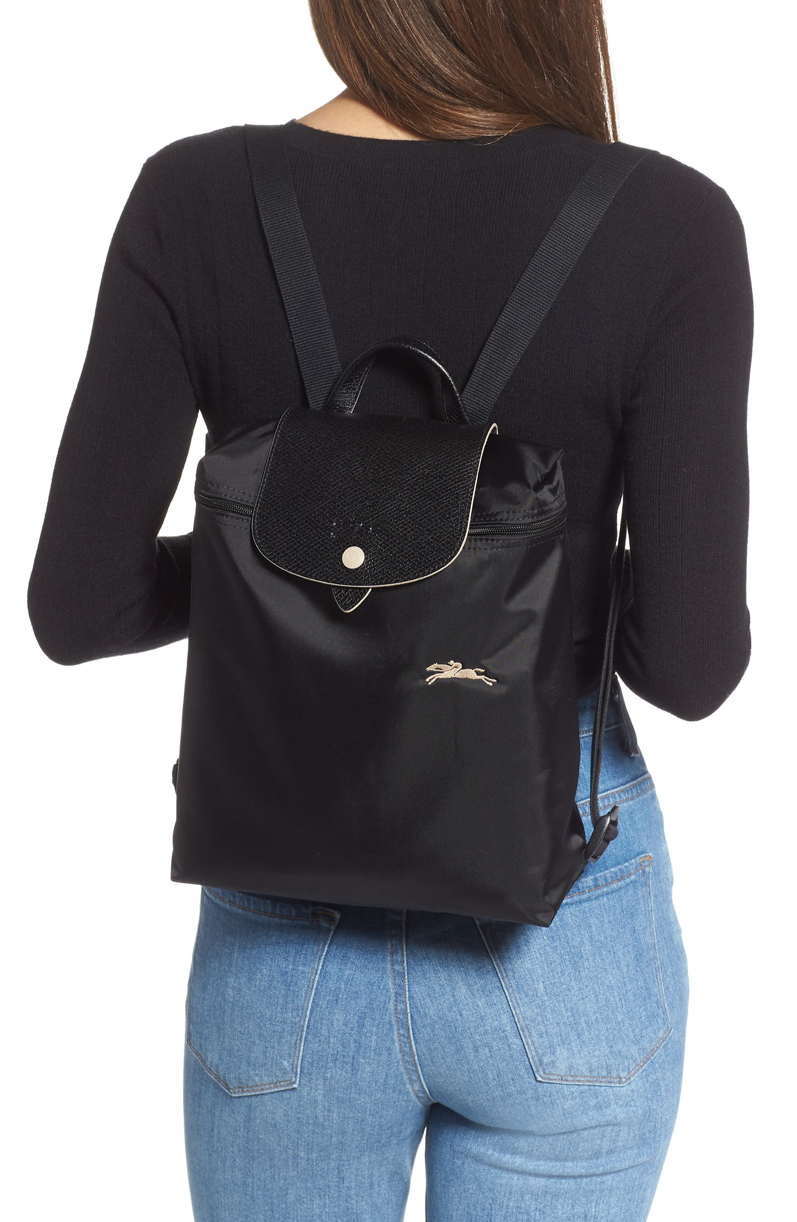 Longchamp Le Pliage Club Backpack | Nordstrom in 2021 | Longchamp ...