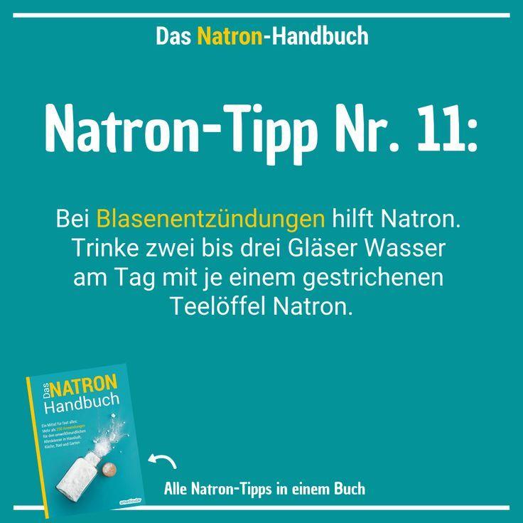 Natron Bei Blasenentzündung