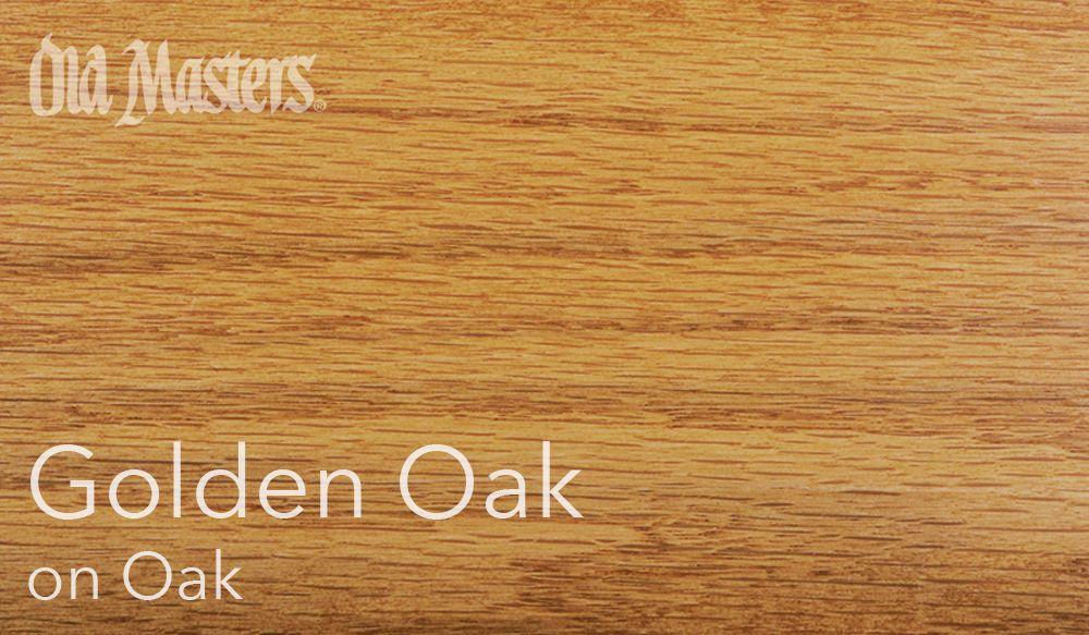 Golden Oak Golden Oak Oak Stain Colors