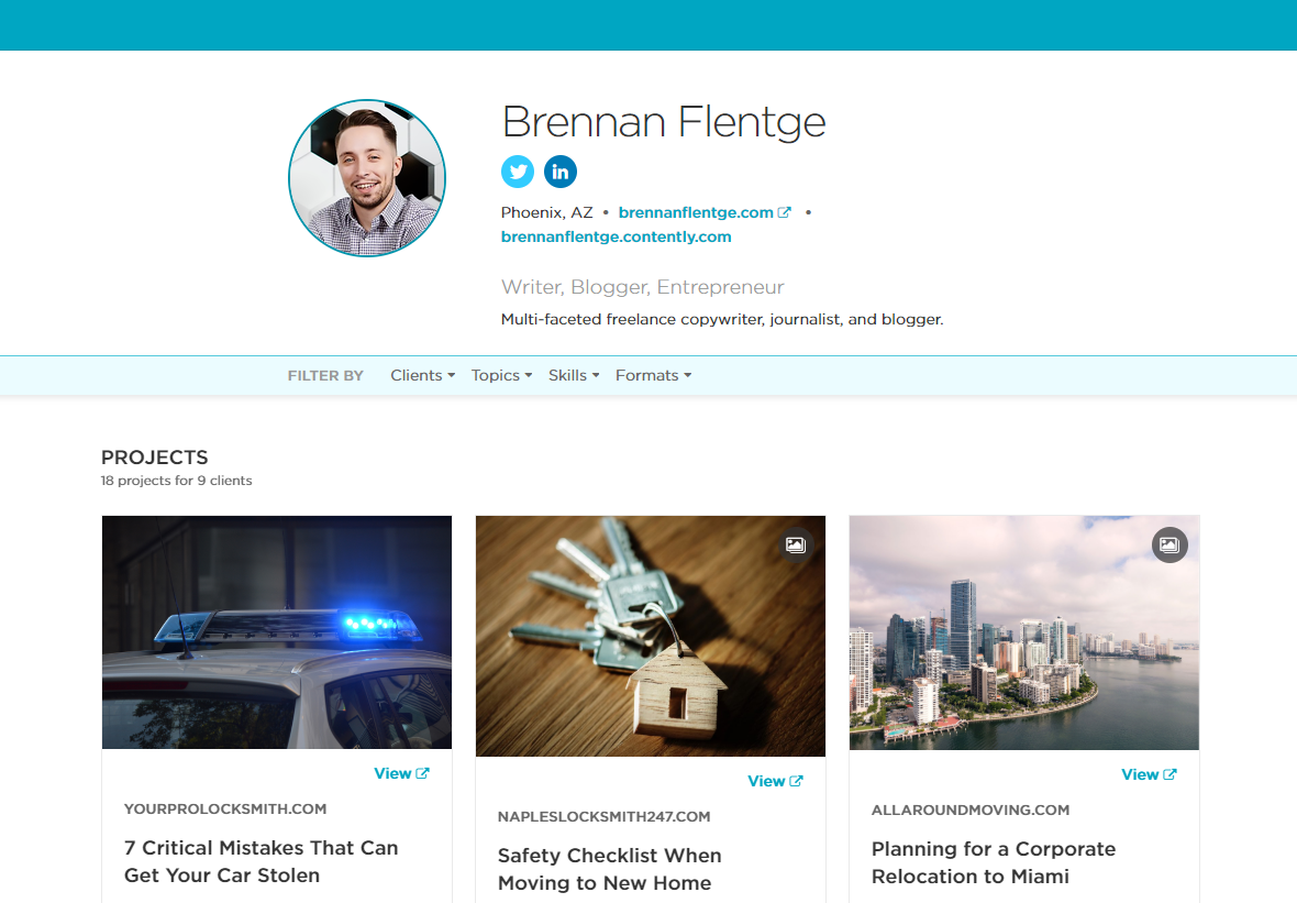 Stories By Brennan Flentge Lead Generation Real Estate Cities In Los Angeles Academic Programs