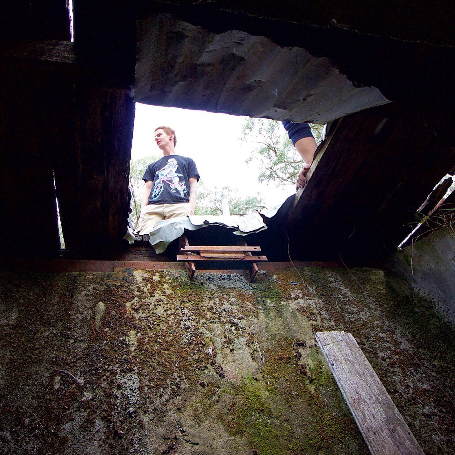Exploring An Old Mine Near #Ballarat #disused #abandoned