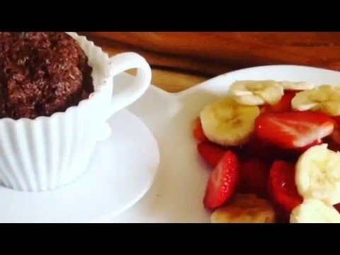 1 Minute 1 Syn Salted Caramel Chocolate Mug Cake Slimming
