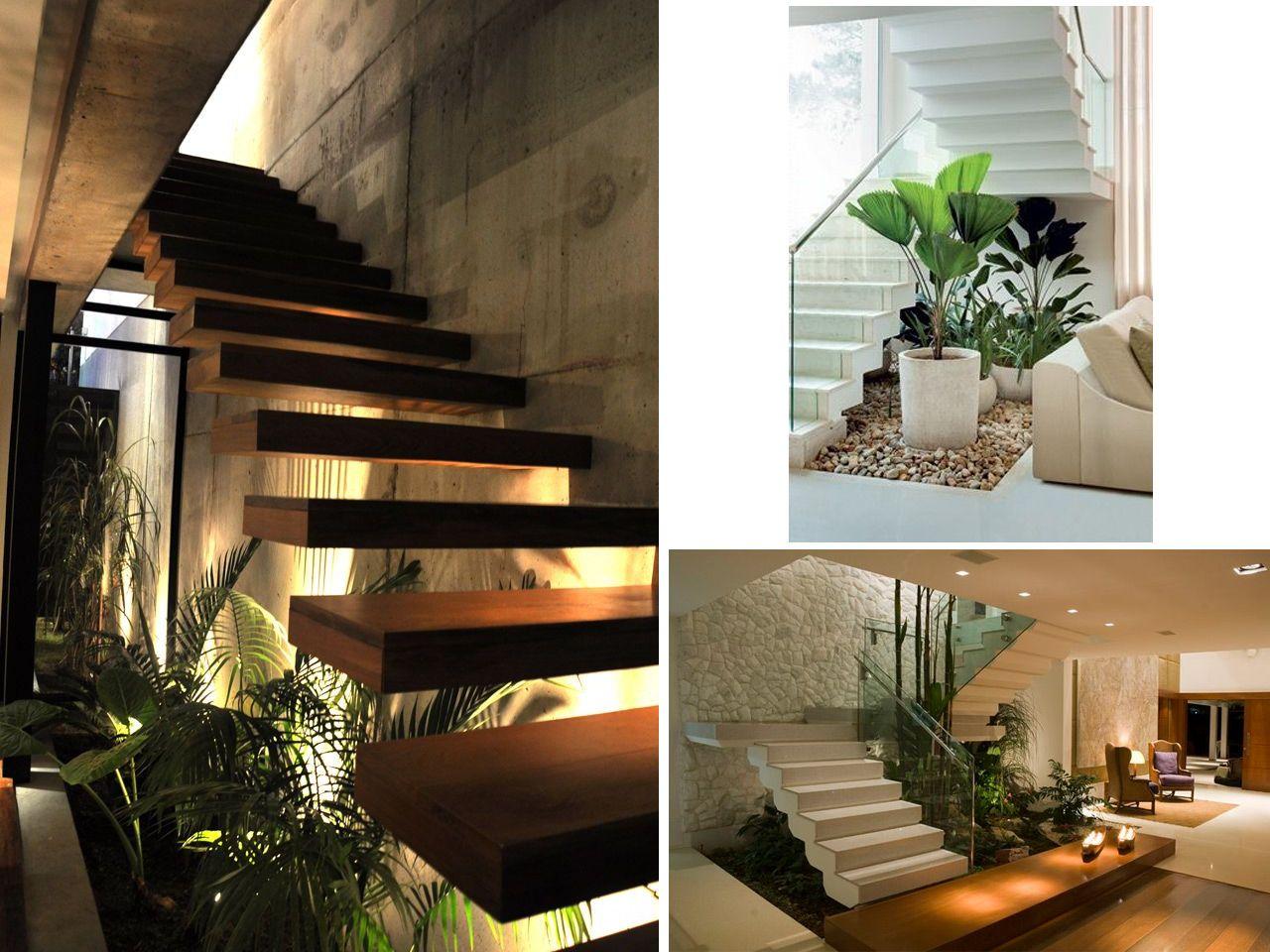 Tus 7 inspiraciones de decoraci n de terrazas interiores for Decoracion de escaleras interiores