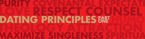 from Lance 16 principles for christian dating