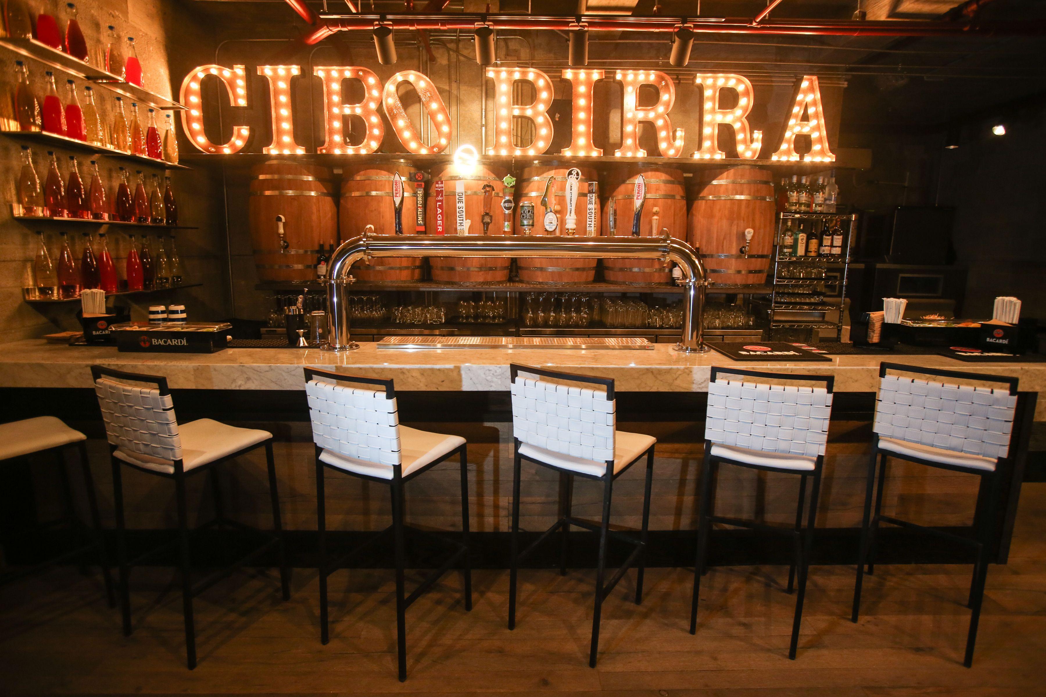 Miami Beach s Best Restaurants Rooftop patio Cibo Wine Bar