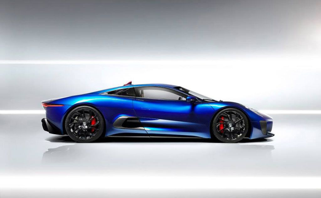 Jaguar Revisits Stillborn C Supercar Video Supercars