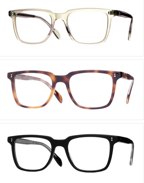 1a55866698 Nom de Guerre x Oliver Peoples NDG-1 Big Glasses