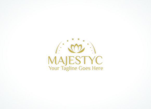 majesty letter m logo template by graphicsauthor templates