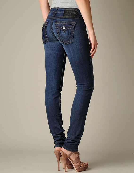 True Religion Brand Jeans, WOMENS JULIE SUPER T JEAN , tim luckdraw, Womens : Jeans : Skinny, WQ1599T49TIM