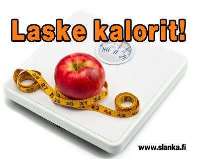Miten tärkeää on laskea kaloreita?  Nauttimasi kalorimäärä on ratkaiseva painonpudotuksessasi.  Lue lisää http://www.slanka.fi/kysymyksia-ja-vastauksia/elintapojen-muutokset/