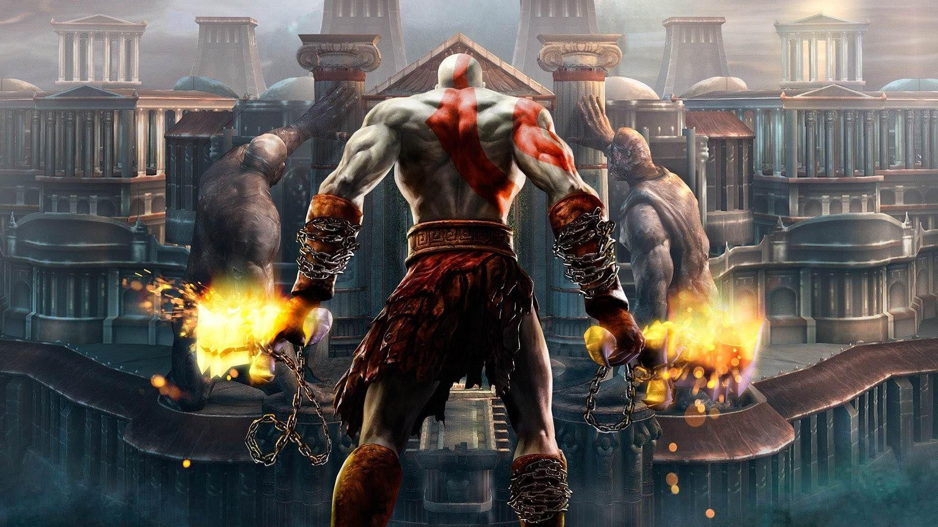 kratos wallpaper full hd 1920—1080 Kratos HD Wallpapers
