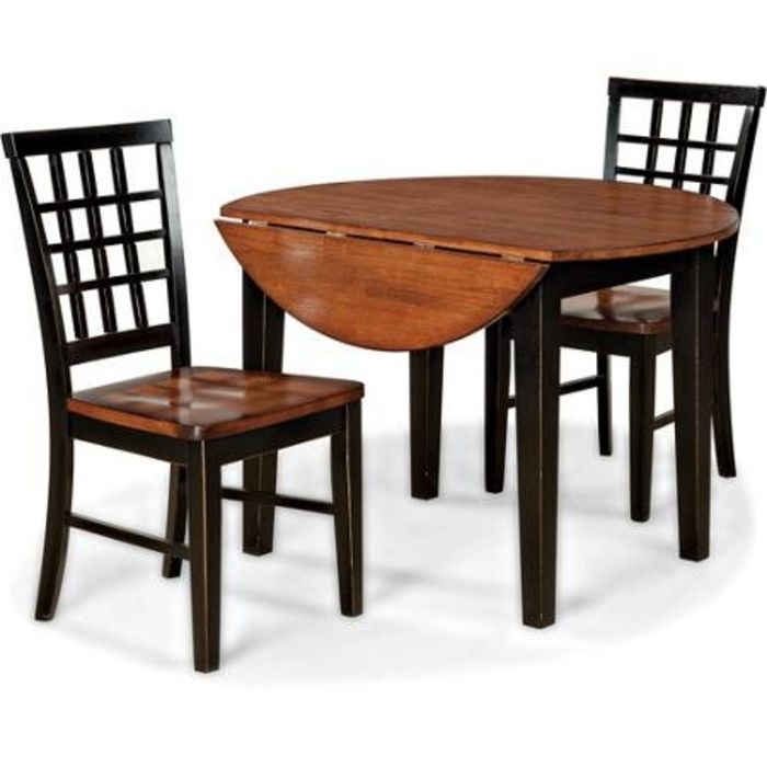 Best Rated Small Drop Leaf Table And 2 Chairs Tables