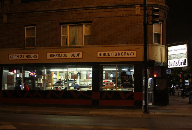 9 Clic Late Night Chicago Diners We Hope Never Close