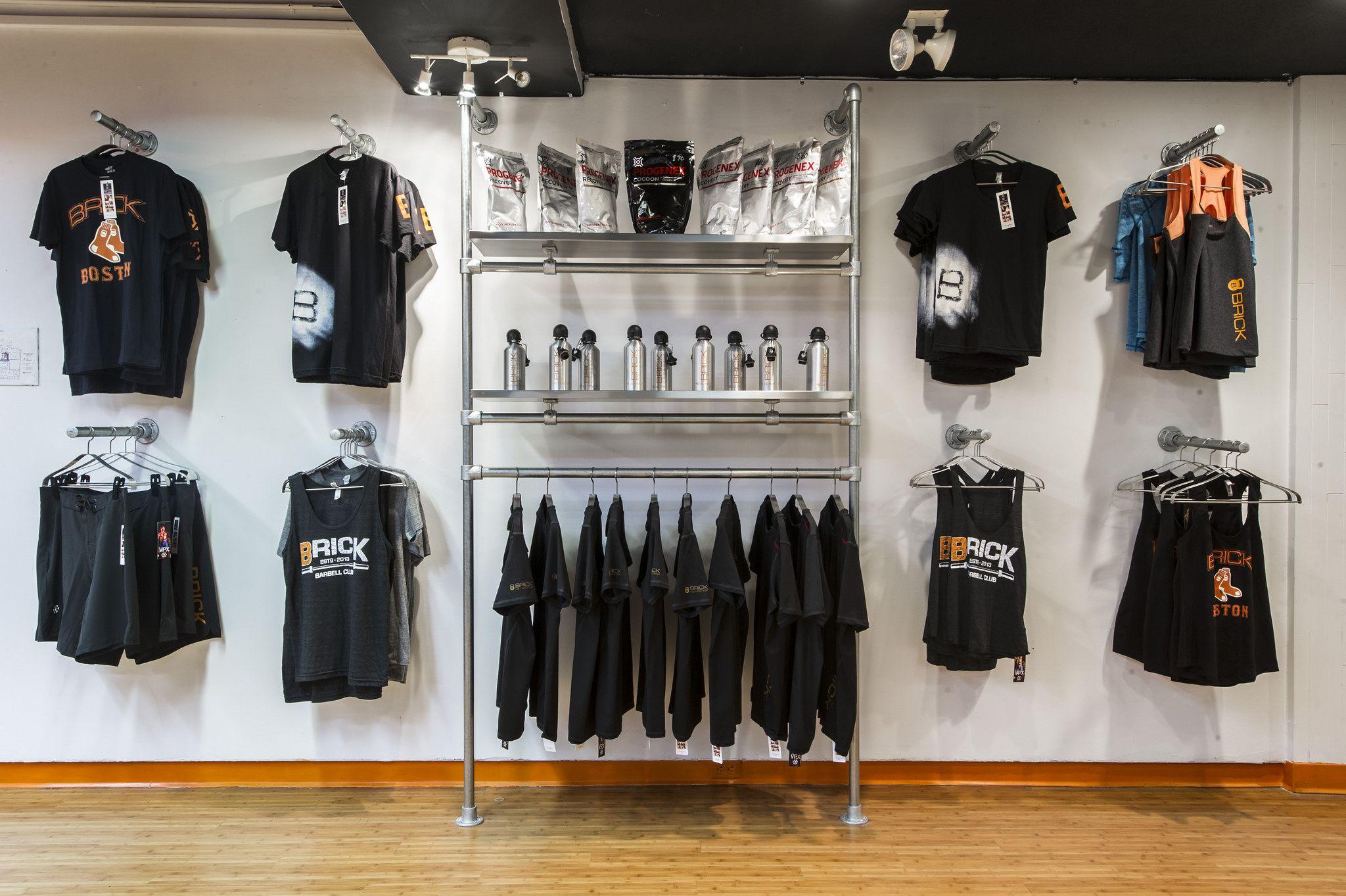 Commercial Clothing Racks Clothing Rack Retail Display Shop