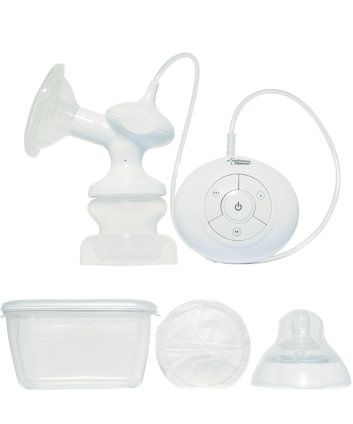 Tommee Tippee Closer to Nature Electric Breast Pump - electric - Mothercare