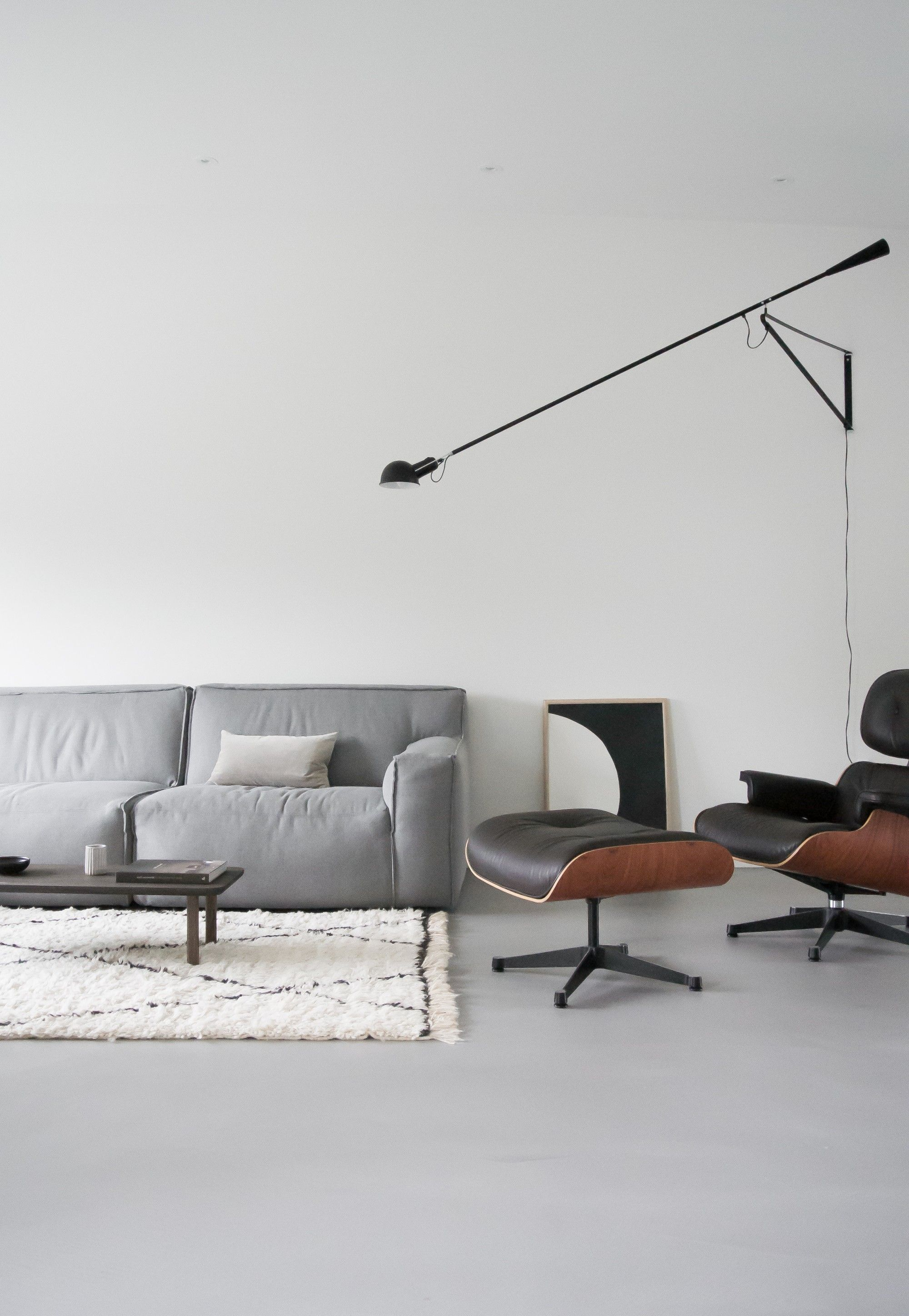 Flos 265 at home