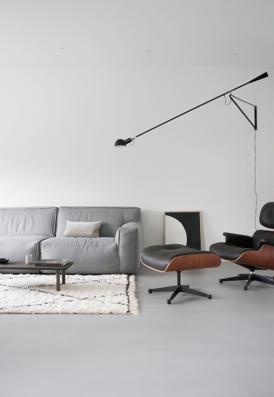 Flos 265 at home  spaces  Flos 265 Living room designs