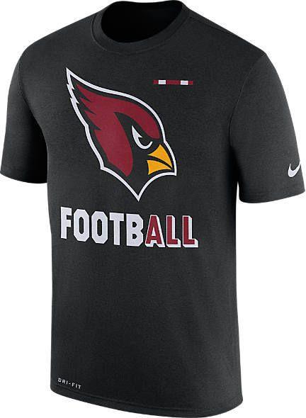 Nike Men's Arizona Cardinals NFL Legend Onfield T-Shirt