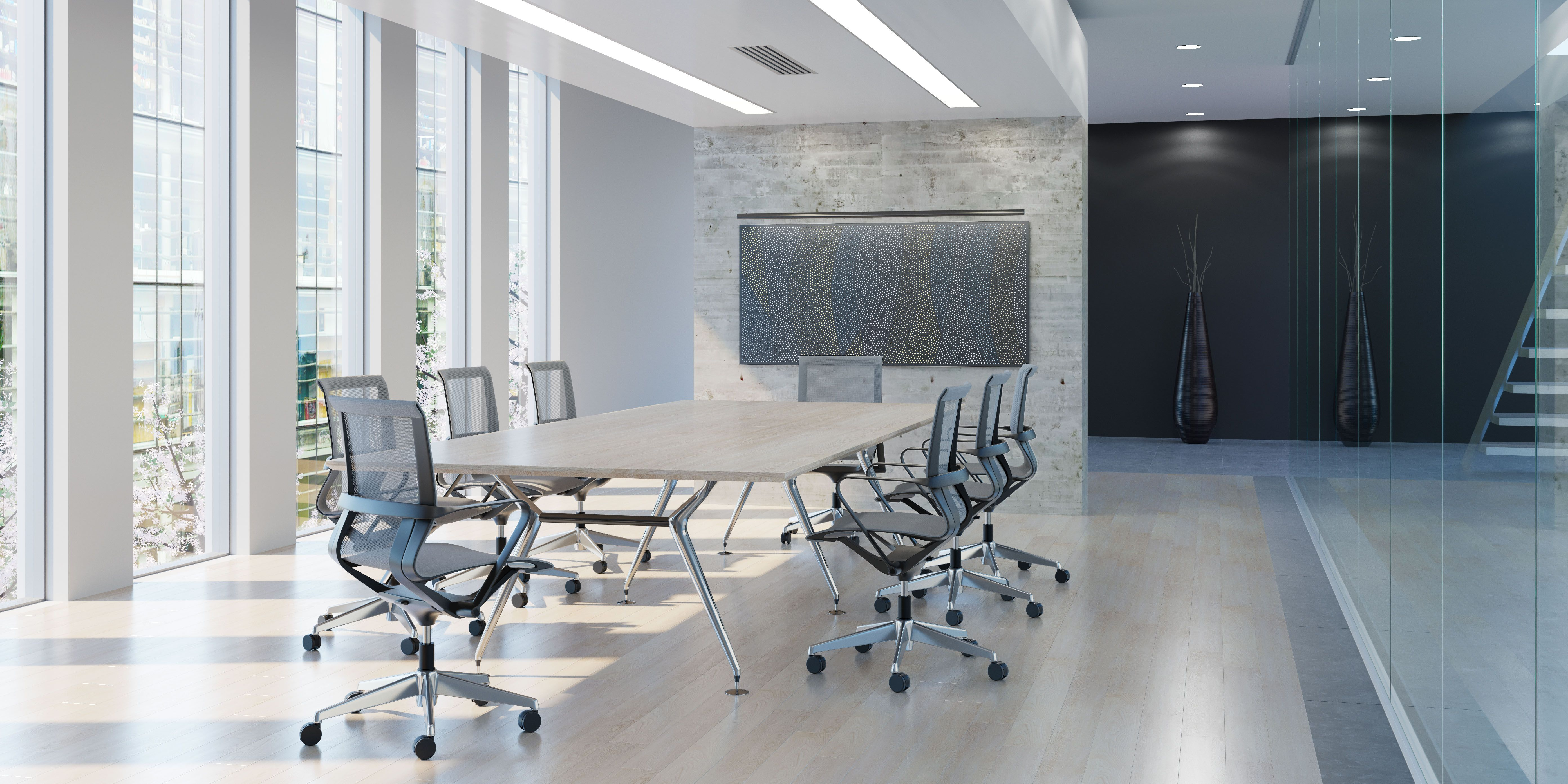 Pin by Krost Business Furniture on Task & Boardroom Seating