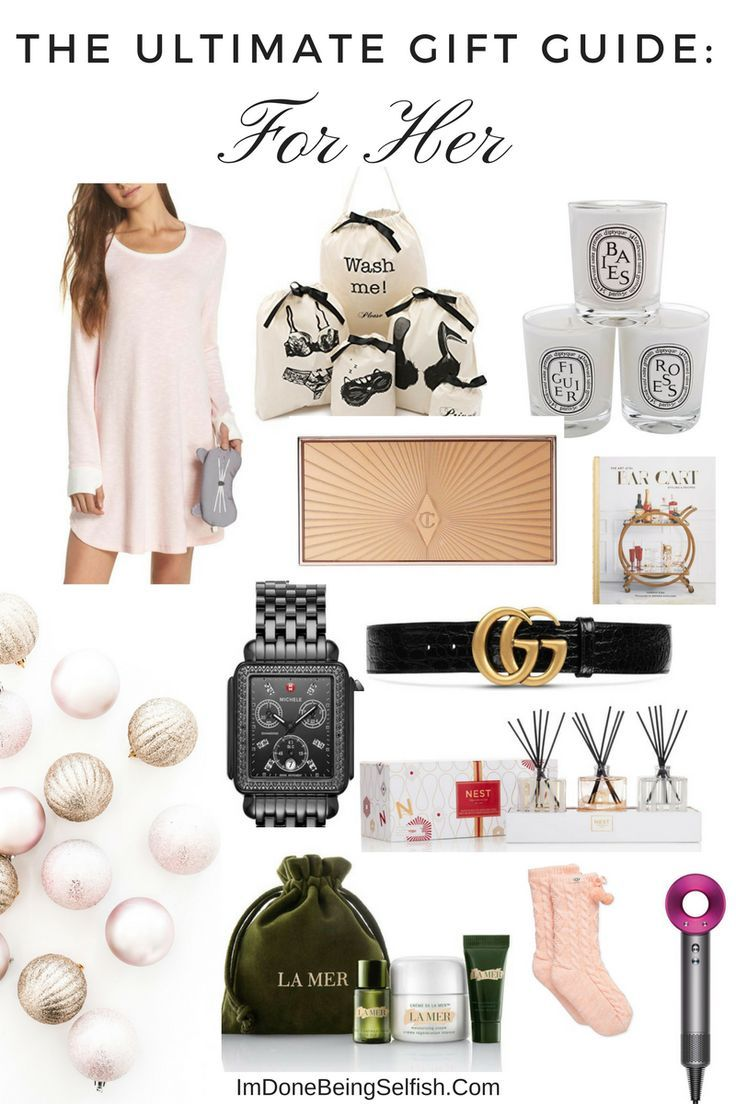 Top gifts for christmas for her