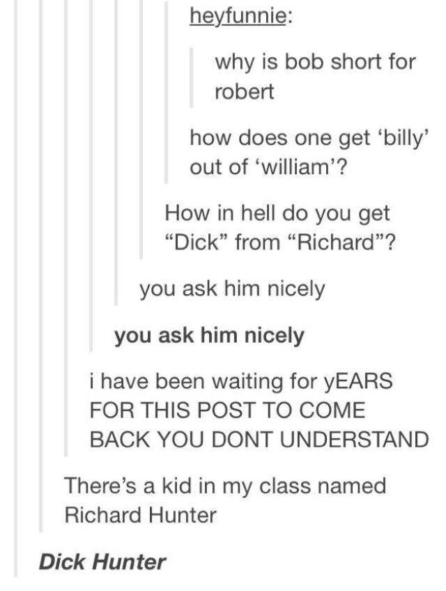 Nicknames for gay