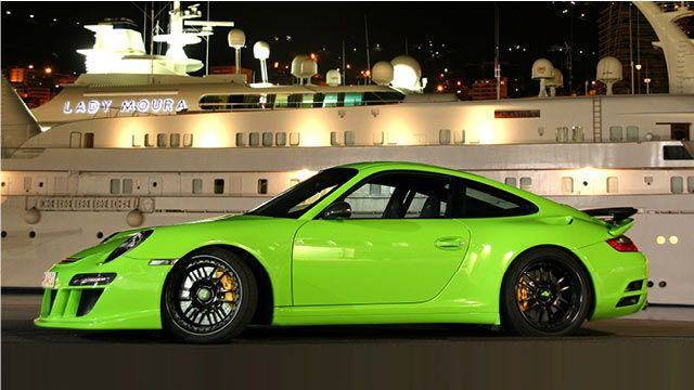 The Company S Long Standing Relationship With Porsche Allows Ruf