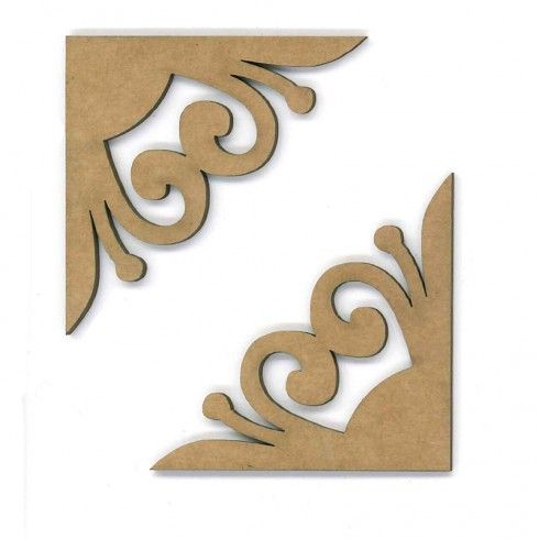 Chipboard 2 esquineras dayka ideas for the house for Esquineras de pared