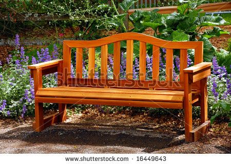 Perfect Wooden Benches Home Of The Best Vintage And Used Furniture Lawn Garden  Merry Garden Kids Wooden