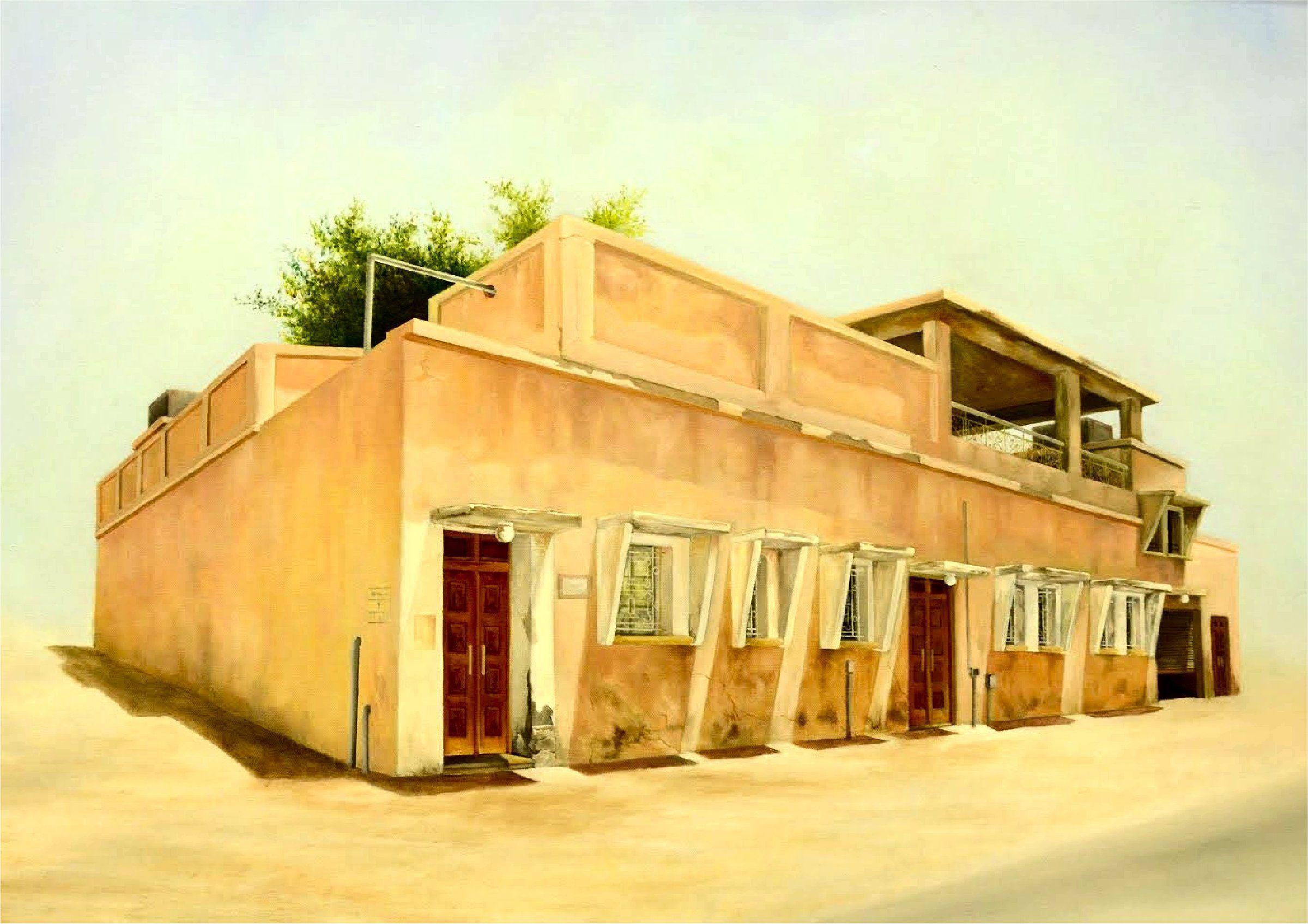 رسم بيوت قديمة Abstract Wallpaper Backgrounds Britto Art Islamic Artwork