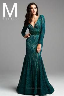 Couture Dresses by Mac Duggal