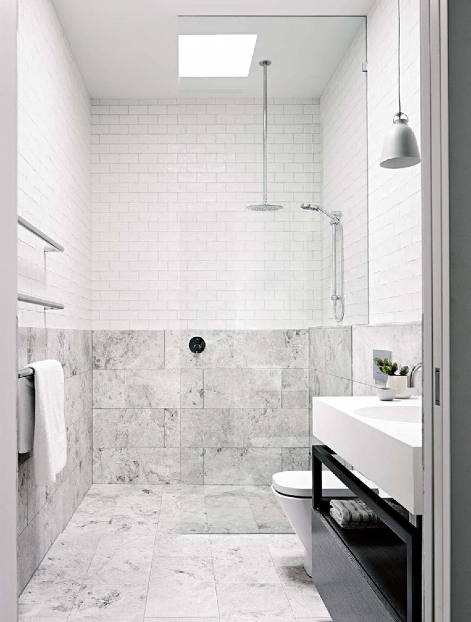 bathroom-grey white Findlay-home-dec15   Bath_love   Pinterest ...