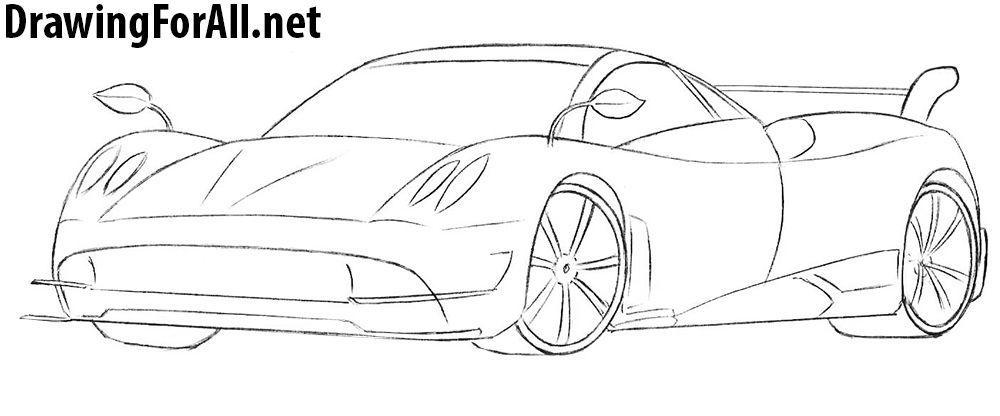 Autos De Carrera Para Colorear E Imprimir Pagani Busqueda De Google Ideias Para Desenho Veiculos Desenho