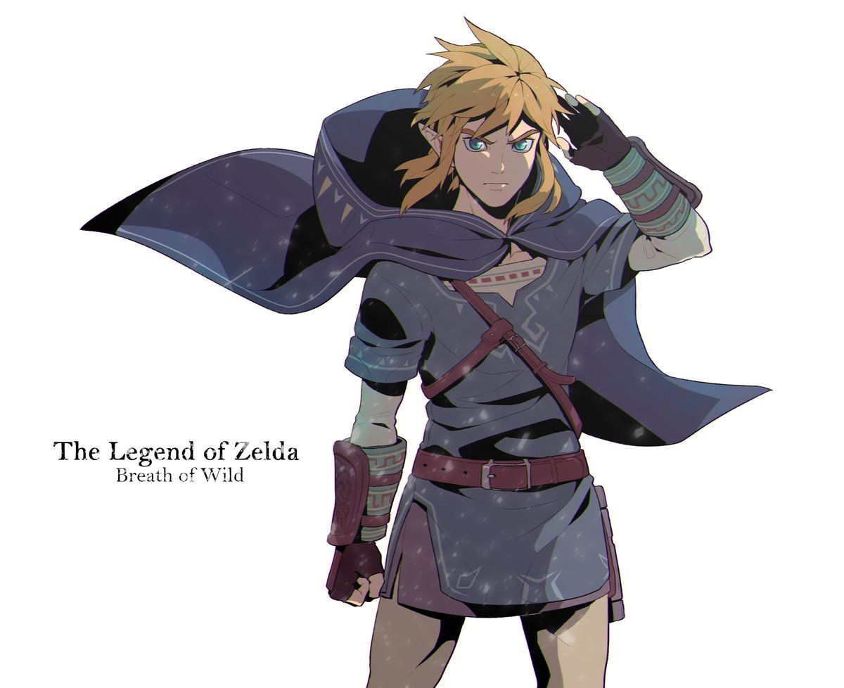 Breath Of The Wild By 레드 Redlhz Zelda Legend Of Zelda