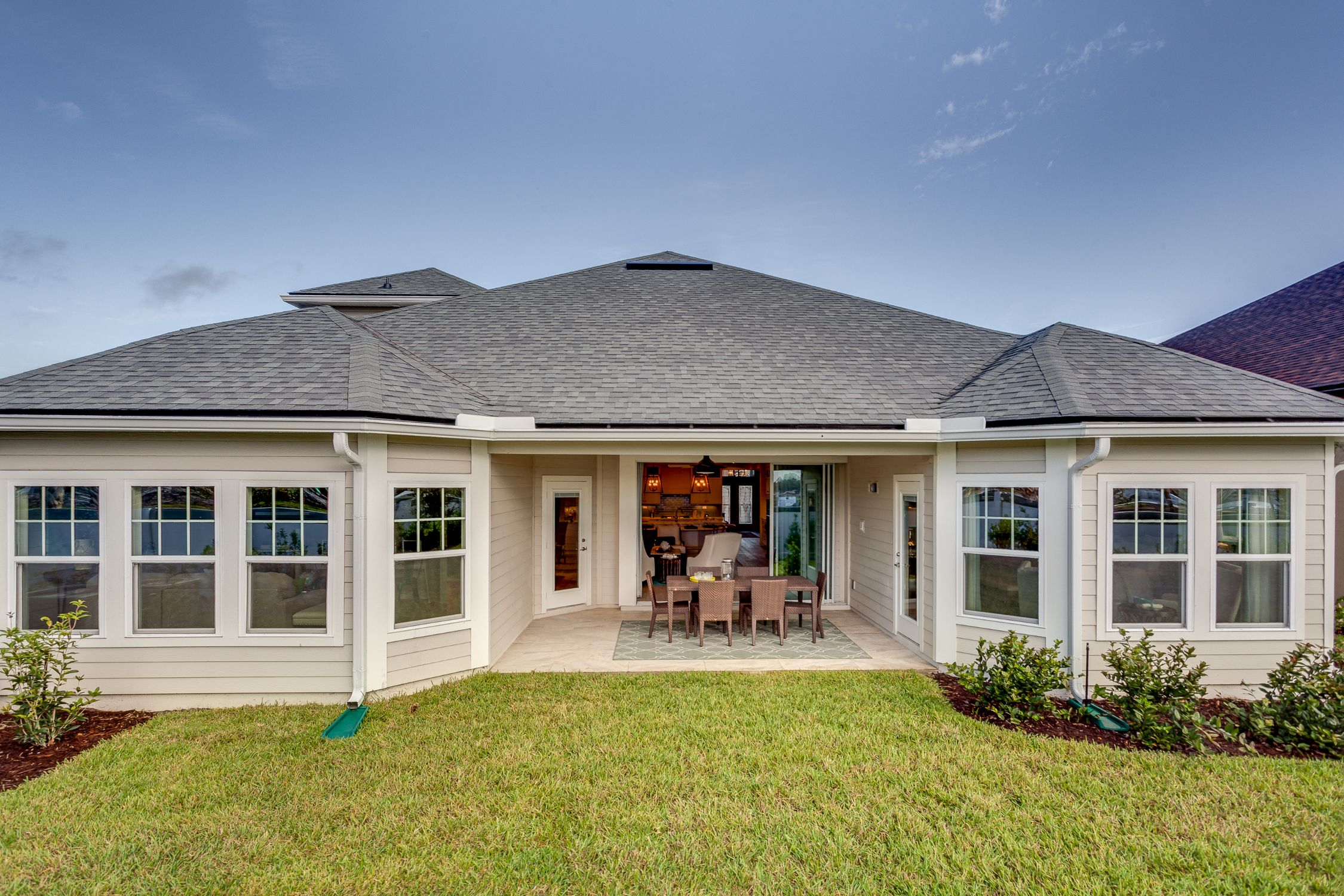 The Boca Ii By Dream Finders In Palms At Nocatee Windows Florida