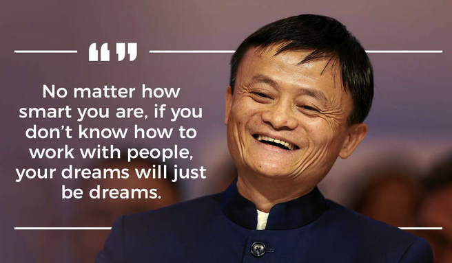 Jack Ma Top 10 Rules For Success Quotes Pinterest Quotes