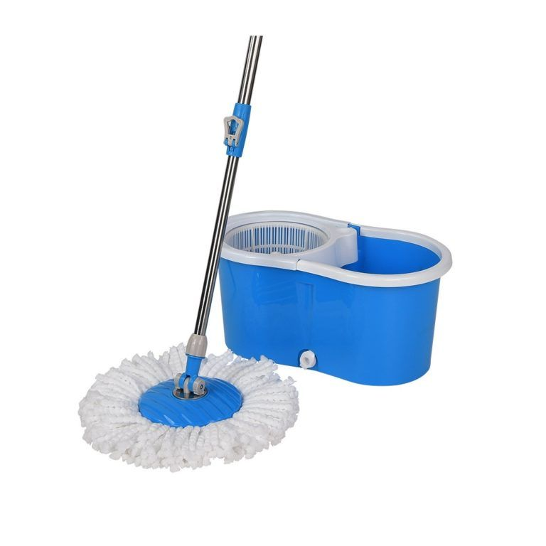 woodsam magic spin mop