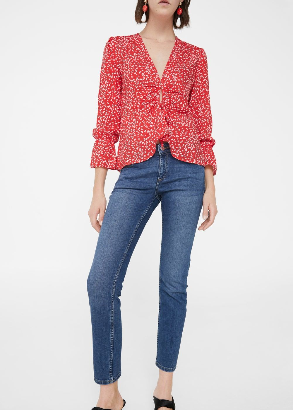 7a3e6fae1d Jeans straight alice - Jeans de Mujer