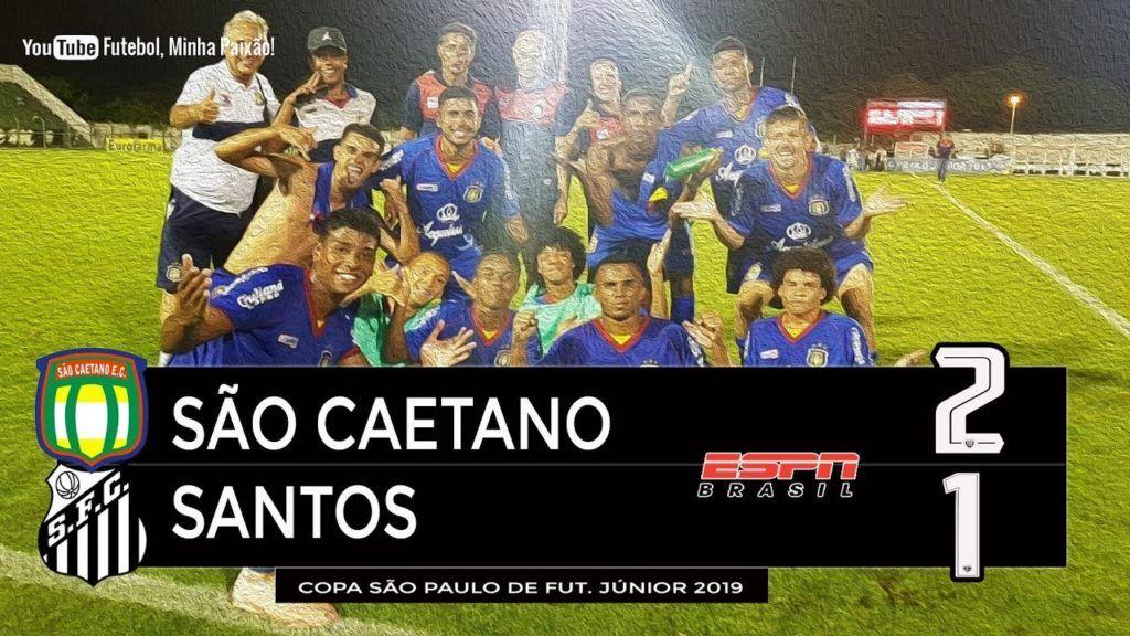 d7e27ac004873 Assista aos gols e melhores momentos da virada de São Caetano 2 x 1 Santos