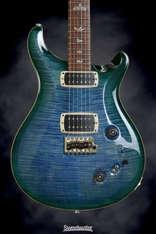 Paul reed smith 408 wiring diagram online schematic diagram prs 408 maple 10 top faded blue jean with green burst products i rh pinterest com prs guitar wiring diagrams prs se wiring diagram swarovskicordoba Images