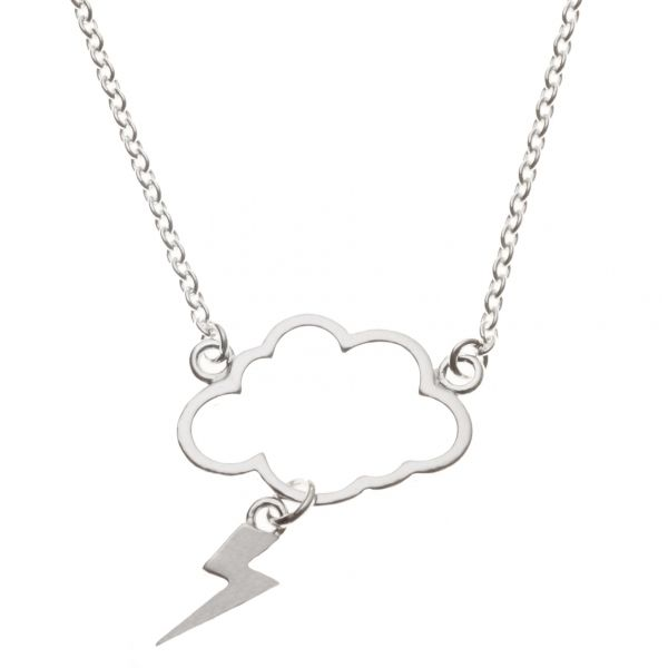 Silver Nimbus Necklace YES PLEASE!!