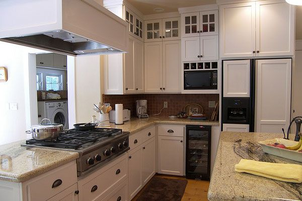 Kitchen Cabinets White Gas Stove Painting Kitchen Cabinets Delectable How To Paint Kitchen Cabinets White Inspiration Design