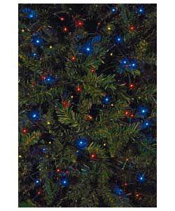 80 Multi Function Led Christmas Tree Lights Multi Coloured Led Christmas Tree Lights Christmas Tree Lighting Christmas Tree