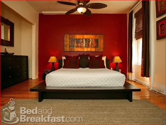 The zen room at ivy terrace in nyc $295 $325 night plus tax