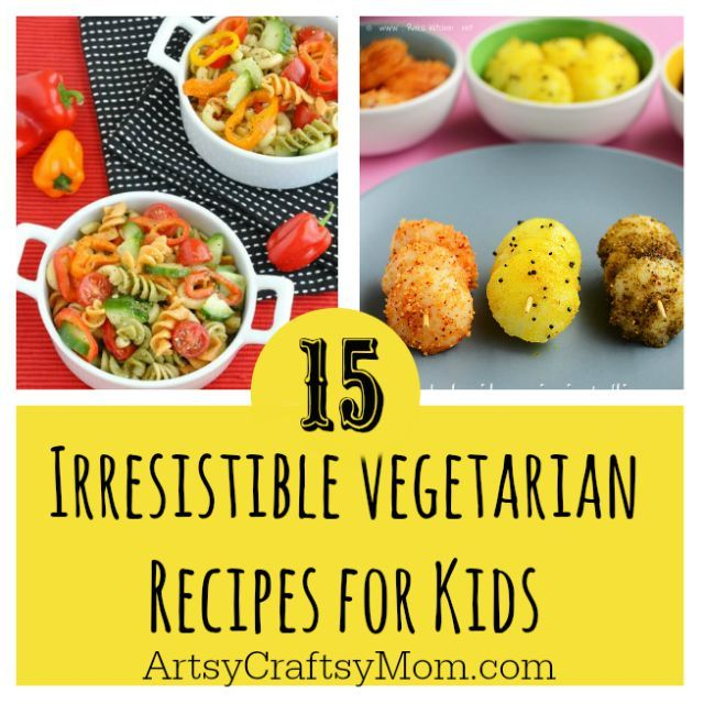 15 irresistible vegetarian recipes for kids based on culinary classics from around the world so this world vegetarian day you can truly have the world on
