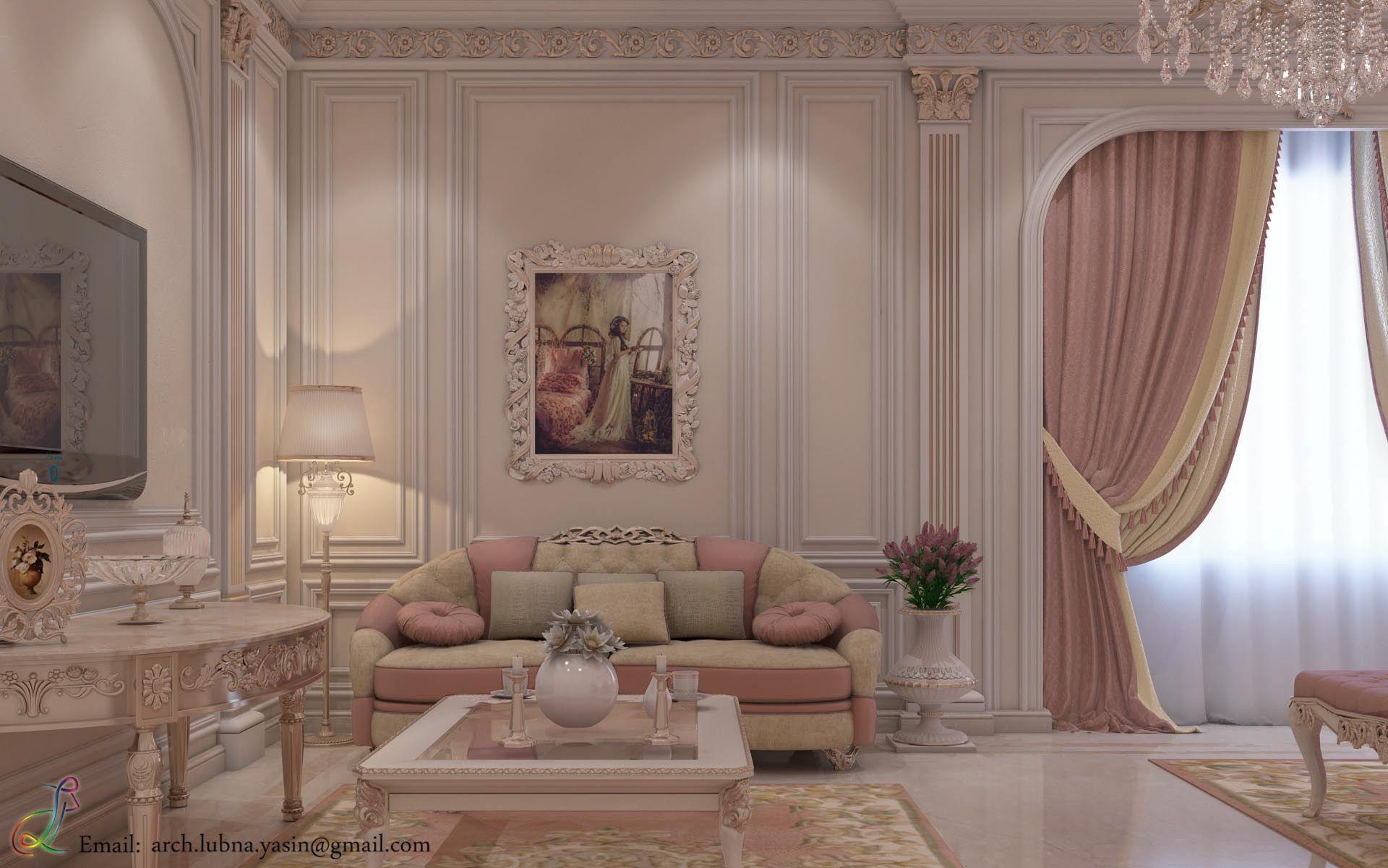 Lubna Furniture. Lubna Furniture. Luxury Bedroom In Uae /dubai By Yasin |  Architecture