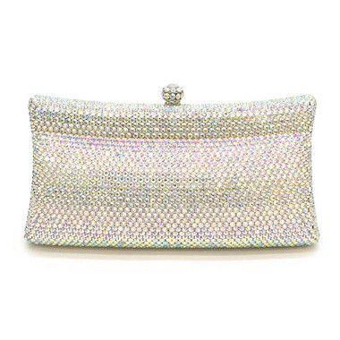 Snow Queen Swarovski Clutch    $558.00