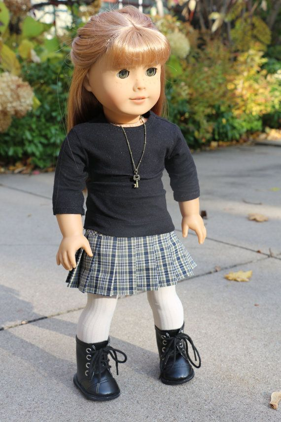 Reserved for Sally. American Girl Doll Clothing. by NoodleClothing ...