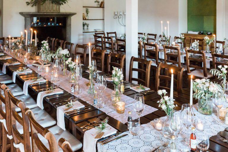 Foto Matrimonio Bohemien : Un matrimonio nordico e bohémien wedding tablescapes table