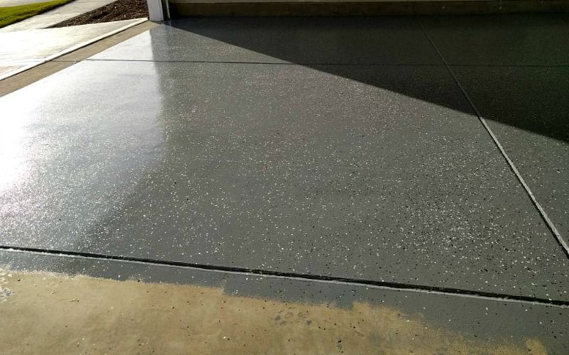 We Review An Armorpoxy Spgx Garage Floor Coating Install Floor
